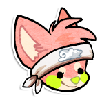 Chibi head Aone by griffsnuff