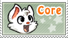 Corecat Stamp by griffsnuff