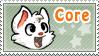 Corecat Stamp by griffsnuff