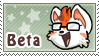 Betacat stamp by griffsnuff