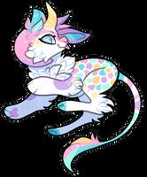 Princess ALT form by griffsnuff