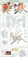 Festival Foxes Species sheet - CLOSED SPECIES