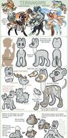 Terrakami Species sheet - CLOSED SPECIES