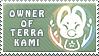 Terrakami owner stamp by griffsnuff