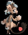 #73 Bagbean - Thylacine - CLOSED
