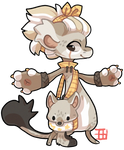 #78 Bagbean - Chilla fox - CLOSED