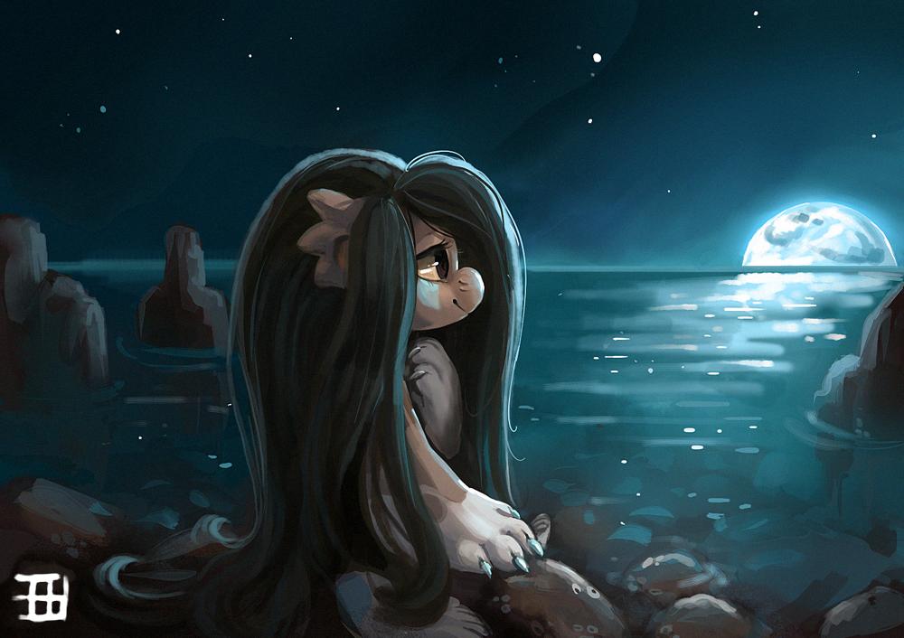 Night by griffsnuff