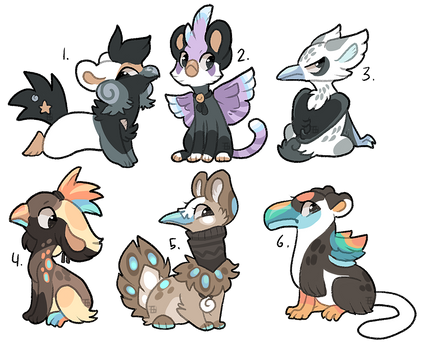 Some Gryphon designs closed!