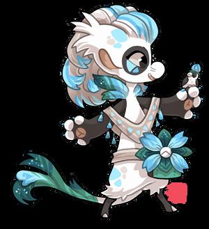 #482 Charity Mythiflora Bagbean - FinchBlossom CLO