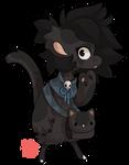 #503 Bagbean w/m - Cat by griffsnuff