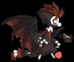 #805 Cursed Charity Mythical BB w/m - Taraxippus