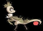 #16 Riceraptor -A- Skullcactus