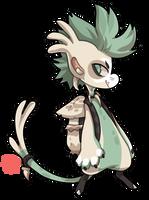 #1015 Myca BB - Green spored parasol by griffsnuff