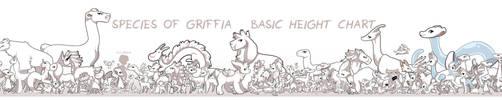 Griffians massive Lineup by griffsnuff