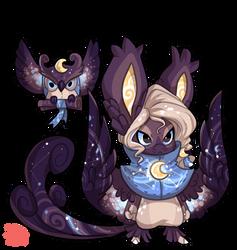#1117 Hybrid BB - Night Owl