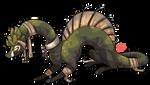 #109 Fashion Fishy - Swamp - Swamp Monster