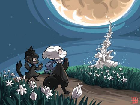 Prompt - Moon Fluffles