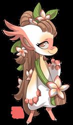#1199 Floral BB - Plumeria - GC FSR by griffsnuff