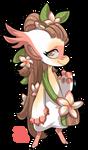 #1199 Floral BB - Plumeria - GC FSR