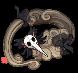 #259 Terradragon - Gas - Plague by griffsnuff