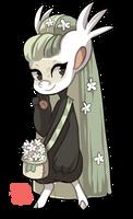 #1503 - Floral BB - Elderflower by griffsnuff