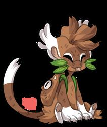 #1825 Celestial BB - Cococat by griffsnuff