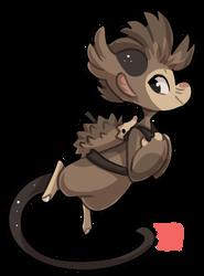 #1851 Celestial BB - Durianhog by griffsnuff