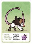 GIC - Griffian Info Card - Paramice