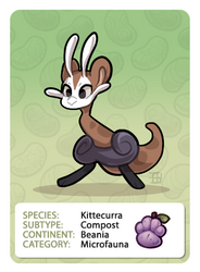 GIC - Griffian Info Card - Compost [Common] by griffsnuff