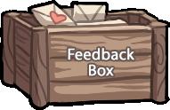 Feedback box by griffsnuff