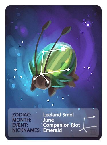 GIC - Zodiac - Leeland Smol by griffsnuff