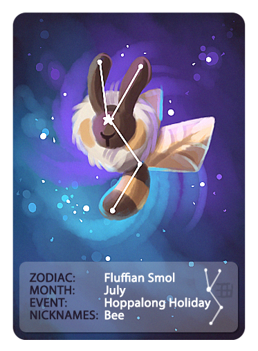 GIC - Fluffian Smol by griffsnuff