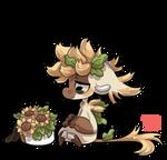 #3075 Mythiflora BB - Sunflower Field