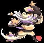 #3138 Celestial BB - Starfins