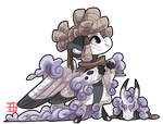 #3238 Mythical BB - Smoke Dragon