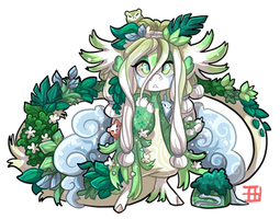 #3251 Charity Mythiflora BB - Amazon Rainforest