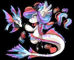 #3266 Mythical BB - Sea Dragon