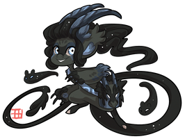 #3300 Royal Charity Mythical BB - Ink Dragon [AUCT
