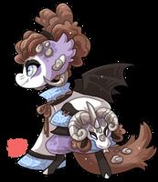 #3338 Mythcial BB - Barbary Dragon