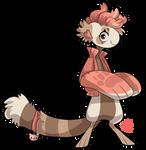 #558 Parasplicer - Pink Panda
