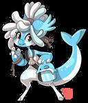 #3970 Celestial BB - Gummy Dolphin