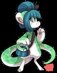 #3973 Nomnom BB - Gummy Snake