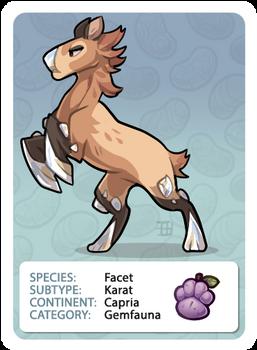 GIC - Griffian Info Card - Karat [COMMON]