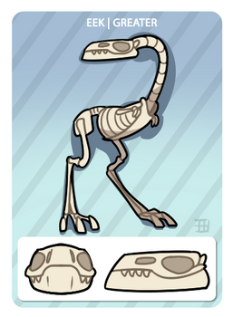 GIC - Griffian Info Card - Greater Skeleton