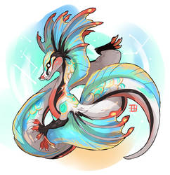 Paint Dragon