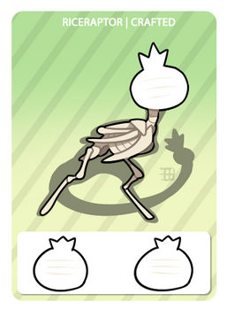 GIC - Griffian Info Card - Skeleton Crafted