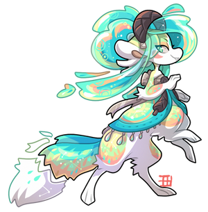 #824 Perfaunt - Sun Centaur
