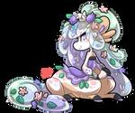 #829 Perfaunt - Flower Centaur