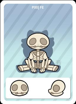 GIC - Griffian info card - Skeleton