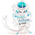 #4700 BB Royal Auction Custom